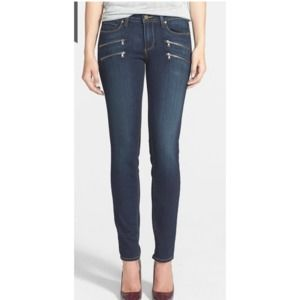 PAIGE 'Edgemont' Ultra Skinny Jeans (Armstrong )
